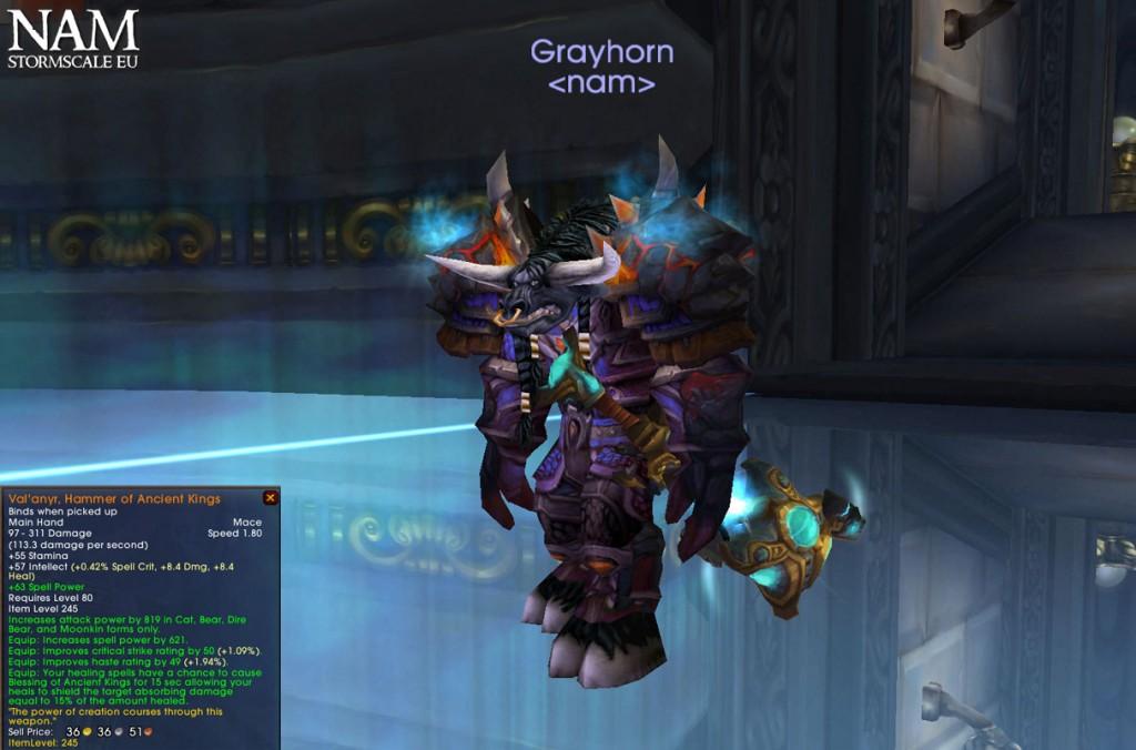 The new Capt. Hammer!