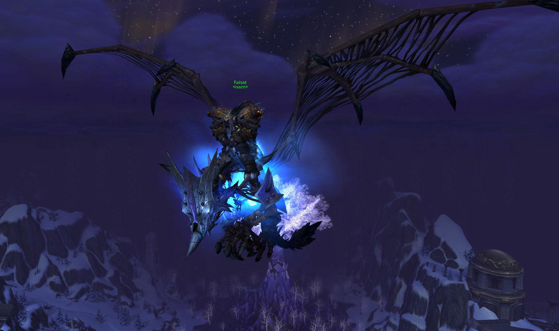 Fancy flying device